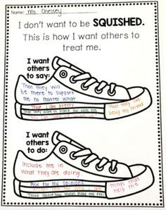 Our Words are Like Toothpaste activity Worksheet