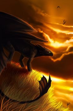 Amber horizon by =Lhuin on deviantART | Here Be Dragons.