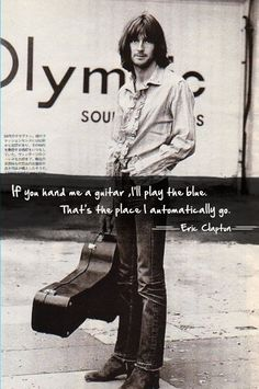 Blue  Eric Clapton