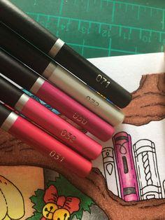 Colouring Techniques, Color Combos, Art Supplies, Castle, Products, Coloring Pages, Colors, Color Combinations, Forts