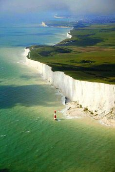 The White Cliffs of Dover, England!