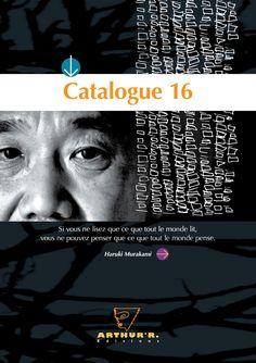 Arthur'r éditions |Catalogue 16