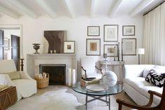Neutral Tones - Design Chic-Liz Hand Woods Interior Jean Allsopp Photography living room