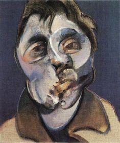 Francis Bacon, self-portrait, 1969