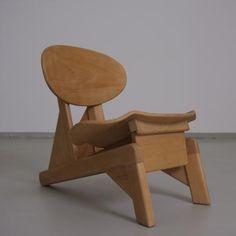 1950s Alain Gaubert Lounge Chair