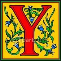 Letter Y Pictures - Bing Images