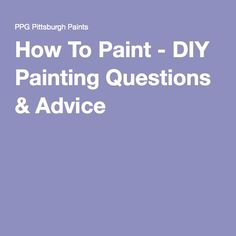 paint like a pro learn how to cut in and paint a clean edge without. Black Bedroom Furniture Sets. Home Design Ideas