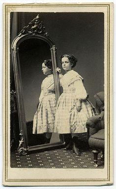 Mirror montage by Ron Coddington, via Flickr