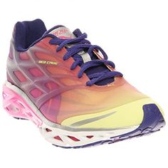 PUMA Women's Bioweb Elite Plus Dipdye Running Shoe,Beetroot Purple/Sunny Lime/Spectrum Blue,8 B US  Best Price  in 2015 | Pegaztrot Buyer Friend