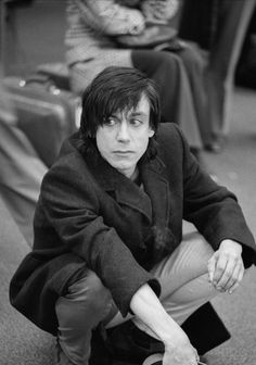 Iggy Pop, 1979. Photo by Michael Zagaris Tumblr