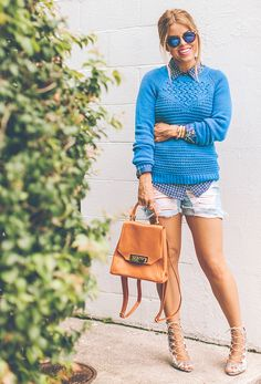 » Style Seen: Melanie Pace :: The Juice Stand – Lilly Pulitzer Fashion Blog