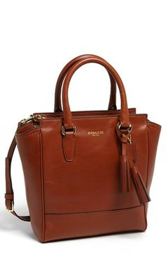 8097d75c91 COACH  Legacy Tanner - Mini  Tote. Smooth