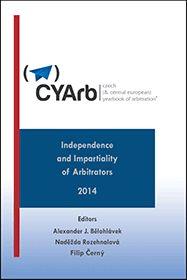 Independence and impartiality of arbitration / ed. Aleksander J. Bělohlávek, Naděžda Rozehnalová, Filip Černý. -- Huntington :  Juris,  2014.