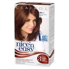 Clairol Nice n Easy Permanent Hair Color Hair Color Auburn, Auburn Hair, Hair Dye Allergy, Best Hair Dye, Pale Blonde, Hair Magazine, Luminous Colours, Permanent Hair Color, Shiny Hair