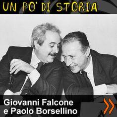 """Paolo Borsellino e Giovanni Falcone spiegati ai più piccoli. Link al sito """"No alla Mafia"""" curato dalla redazione di Junior - RaiTv -> http://www.noallamafia.rai.it/dl/portali/site/page/Page-2c1e844a-a1f7-4690-94ea-a4e9531ee6d7.html"""