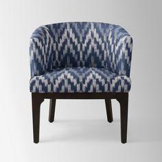Oliver Chair - Prints | west elm