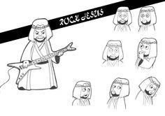 rock jesus