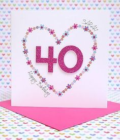 #Personalised #handmade birthday #card,18th,21st,30th,40th,50th,60th,70th,80th,  View more on the LINK: http://www.zeppy.io/product/gb/2/271716530315/