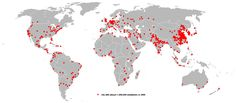 @IncredibleMaps Mapped… Urban Areas with at least 1 Million People… pic.twitter.com/gxXwIiJA7S