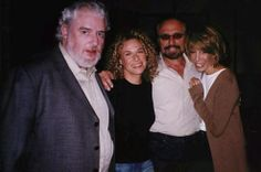 Gerry Goffin, Carole King, Barry Mann, and Cynthia Weil. (R.I.P. Gerry Goffin)