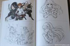Bravely Second Design Works 2013-2015 Art Book
