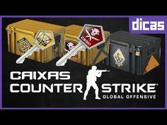 [DICAS] Counter-Strike: GO - Caixas, Porque ganho, o que fazer, e como v...