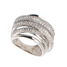 Silber Damenring Luxury erhältlich unter www.couture-jewels.at Silberschmuck Wedding Rings, Engagement Rings, Jewels, Couture, Fashion, Bangle Bracelet, Earrings, Silver Jewellery, Chain