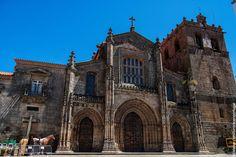 Catedral de Lamego Lamego ciudad histórica en el Douro   Turismo en Portugal