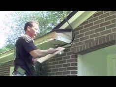 Repairing fascia board