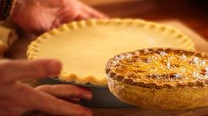 Amazing Pie Crust - Easy Meals with Video Recipes by Chef Joel Mielle - Easy Pie Crust, Pie Crust Recipes, Pastry Recipes, Pie Crusts, Chicke Recipes, How To Make Potatoes, Baking Basics, How To Make Pie, Homemade Pie