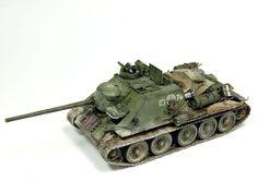 I am modelist » SU-85M