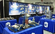 Canadian Machine Tool Show in Toronto, ONT, Canada Sept. 30-Oct. 3, 2013 - Booth #2741 - The show is being held at the International Centre in Mississauga, Ontario and is sponsored by the Society of Manufacturing Engineers. - http://www.kurtworkholding.com/newsdesk.php?news_id=308
