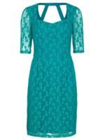 Sugar hill boutique fitted lace dress