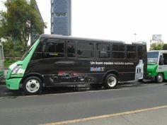BUSES ARTE>FACTO vibrando con #formula1 en México