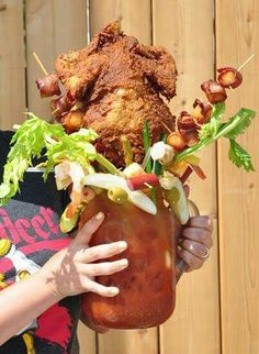 That's a bloody mary