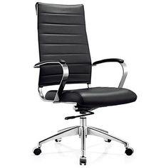 black leather office chair/office executive chairs/ergonomic office furniture / black leather office chair / ergonomic office chair, office furniture manufacturer  http://www.moderndeskchair.com//leather_office_chair/black_leather_office_chair/black_leather_office_chair_office_executive_chairs_ergonomic_office_furniture_113.html