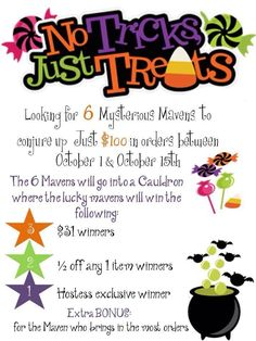 Halloween Game...come join me if you are up for this fun challenge!  Send me a message to: http://nicoleyoung.scentsy.us/  call/text 509.551.8062