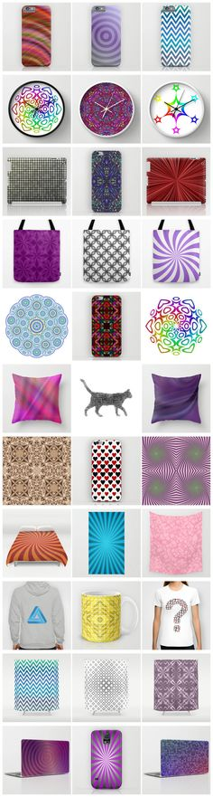 David Zydd's portfolio at Society6. Art Prints, Stationery Cards, iPhone, iPod, iPad Samsung Cases, Mobile Phone Skins, Laptop Skins, T-shirts, Tank Tops, Hoodies, Throw Pillows, Tote Bags, Wall Clocks, Mugs, Shower Curtains, Rugs, Duvet Covers, Wall Tapestries. #homedecor #phonecase #clothing #apparel #walldecor #decor #pod #unique #custom #printed #gift #graphic #design #geometric #color #abstract #pattern