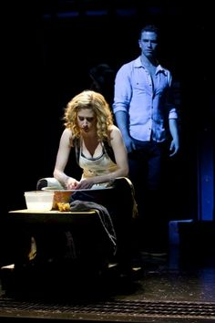 Ghost Broadway Production Photos: Caissie Levy and Richard Fleeshman