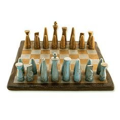Amazon.com: Wobble Chess Set by Umbra: Home & Kitchen