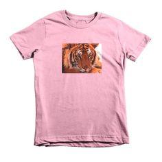 Tiger Short sleeve kids t-shirt