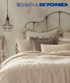 Finding DIY Home Decor Inspiration: Wamsutta Vintage - Bed Bath & Beyond