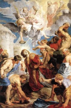 Masters of Art: Peter Paul Rubens (1577 - 1640) - Make your ideas Art