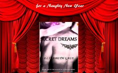 "The first ""naughty"" book of an paranormal erotic romance series...Secret Dreams..."