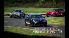 On September 2017 MINI of Sterling more than 40 MINI Cooper enthusiast and new fans to experience the legendary handling and high performance of the JCW . Challenges, Mini