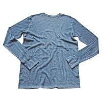 WQ Premium Pale Blue Crinkle Thermal