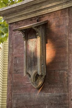 Gothic bat House from Reclaimed Barn Wood
