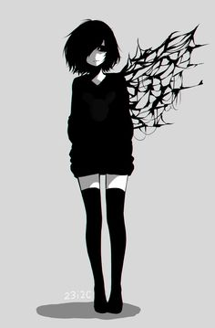 Kirishima Touka. J'adore ce fan art ! ♥