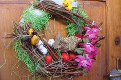 It,s my  Easter wreath
