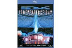 Independence Day [Blu-ray] [Eng/Fre/Spa] [1996] - Front_Standard